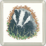 Badger Little Friends by Valerie Pfeiffer Susan Ryder coaster ki